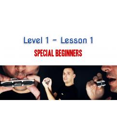 Harmonica School: Level 1 Lesson 1 - Unlimited Beginner  $24.90