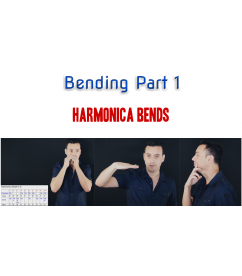 Bending Part 1 - Unlimited access Harmonica technique  $14.90