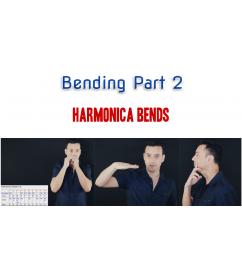 Bending Part 2 - 7 Day access Harmonica technique  $9.90