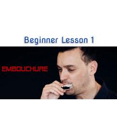 Beginner Lesson 1 - Embouchure Home  $14.90