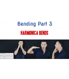 Bending Part 3 - Unlimited access Harmonica technique  $14.90