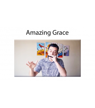 Amazing Grace Melody  $14.90