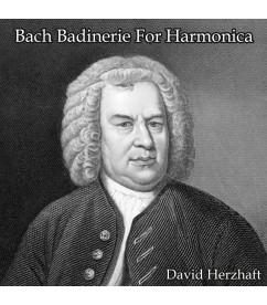Bach Badinerie Bwv 1067: Harmonica lesson Classical  $14.90