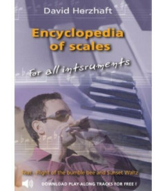 Encyclopedia of Scales Improvisation  $29.90