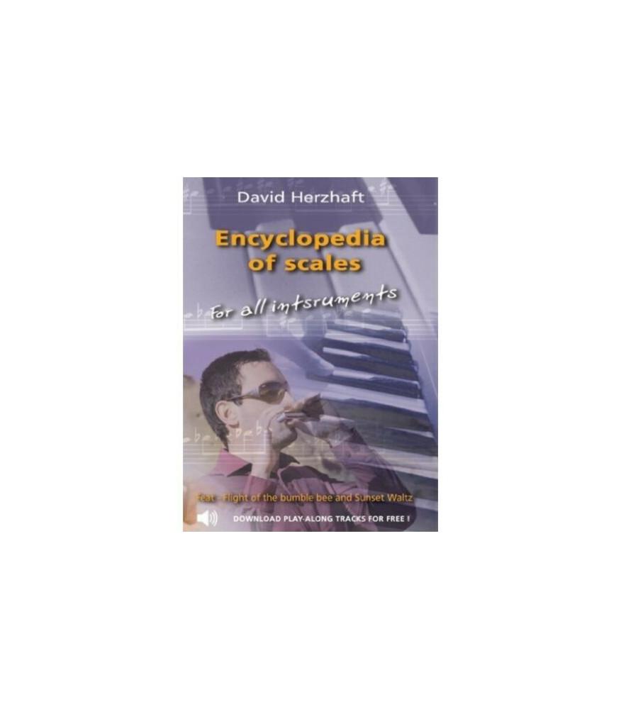 Encyclopedia of Scales Improvisation  $29.90